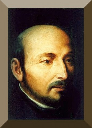 Saint Ignatius Loyola Quote