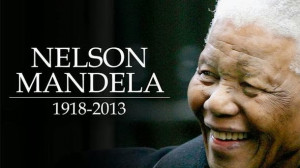 Nelson Mandela, Former President of South Africa, Dies At Age 95