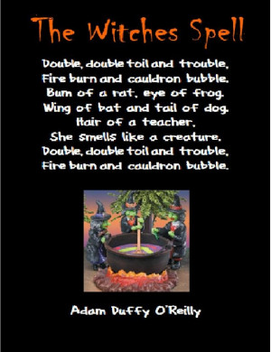 The Witches Spell
