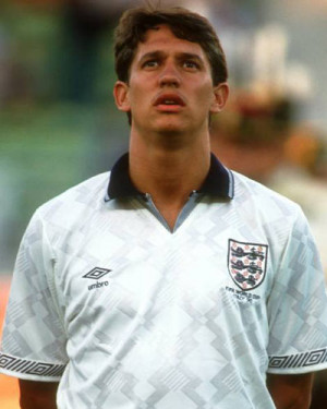 Famous Footie Quotes - Gary Lineker OBE