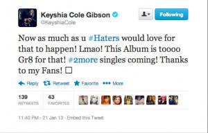 Keyshia Cole Quotes Keyshia cole gibson