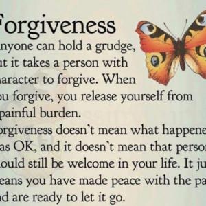Holding grudges inspiration