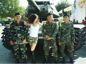 ... after the army launched a coup which ousted former PM Thaksin