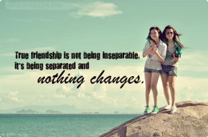 Quotes About True Friendship image