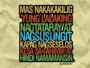 Love Quotes And Sayings For Him Tagalog