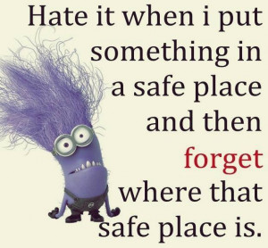 minions quote safe place minion quotes