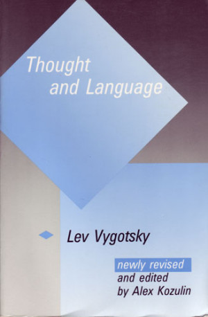 ... of the 1986 English edition of Lev Vygotsky's