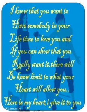 Olakezmanity Take My Heart quotes