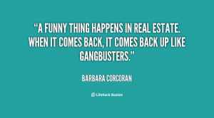 Funny Thing Happens...