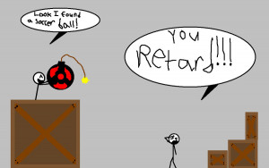 Funny Stickman Comic 2 by Stickreaper93