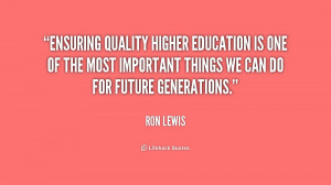 Famous Quotes About Higher Education