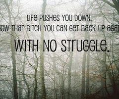 Quotes About Life's Struggles