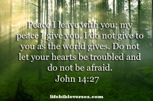 Peace Quotes Biblemore Bible Verses About Peace Life Bible Verses ...
