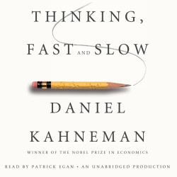 Thinking, Fast and Slow Quotes - 10 Quotes from Thinking, Fast and ...