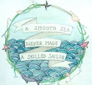 love, ocean, quote, sail, sailor, sea