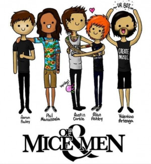 Of mice and men band!