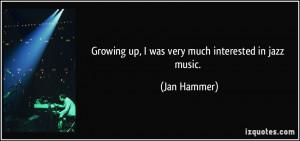 Jazz Music Quotes