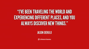 Jason Derulo Quotes