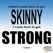 quotes to get skinny - Google Search