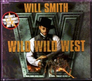 Will Smith Wild West Vinyl