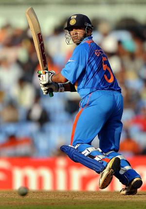 Gautam Gambhir made a quickfire half-century