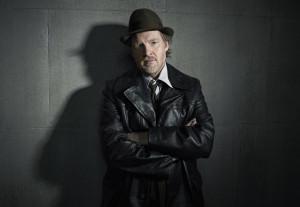 Donal Logue as Harvey Bullock in