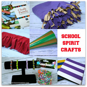 School Spirit Crafts
