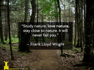 Quotes About the Appalachian Trail