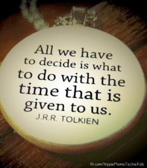 Beautiful Tolkien quote | Quotes