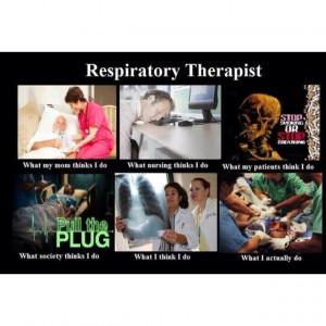 Respiratory Therapist ....