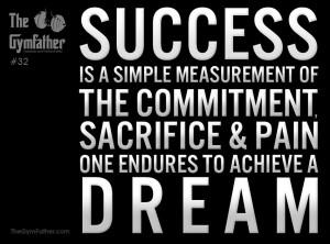 Eric Thomas Quotes Sacrifice You willing to sacrifice?