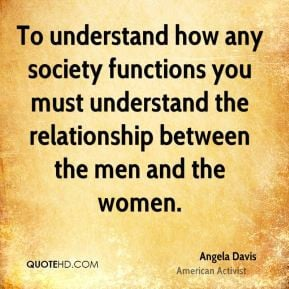 To understand how any society functions you must understand the ...