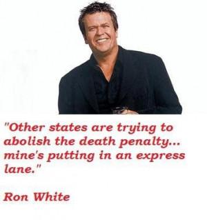 Ron white famous quotes 3