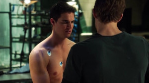 Robbie Amell Sighting