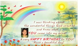 Happy 16th Birthday Dear Daughter