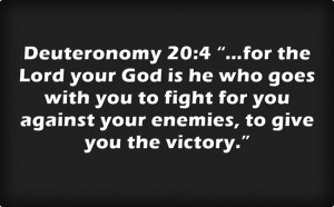 Top 7 Bible Verses About Victory