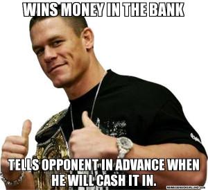 Good Guy John Cena #wwe #wrestling #meme