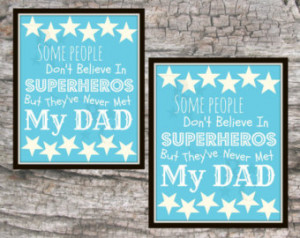 ... Art Grandfather Grandpa~Dad~Daddy~Quote Saying Daddy Superhero~picture