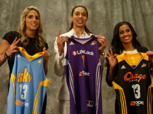 ... ESPN Campus as players for the WNBA. David Butler II, USA TODAY Sports
