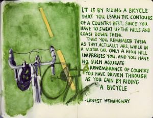 Bicycle = good