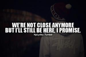 still here...