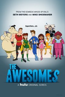 The Awesomes (2013) Poster