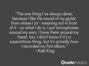 Kaki King