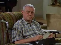 John Mahoney, who plays Martin Crane on Frasier.