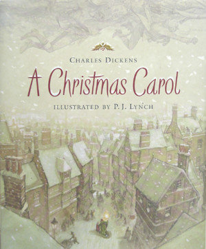 christmas carol by charles dickens there is nothing that