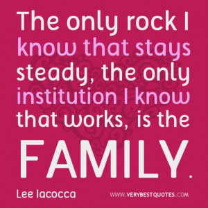 short quotes about family
