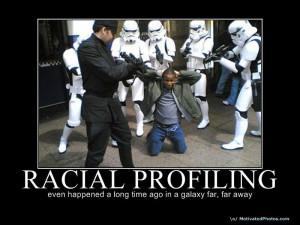 Star Wars Racial Profiling