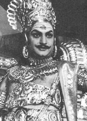 ntr pic7 A tribute to N T Rama Rao