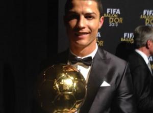 Cristiano Ronaldo il Pallone d 39 Oro 2013 M 39 informo