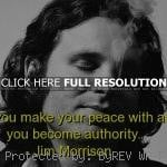 , famous, quotes, sayings, meaningful, people jim morrison, famous ...